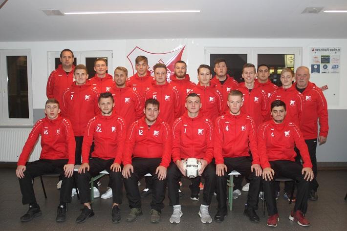 A-Jugend Mannschaft 2019/20
