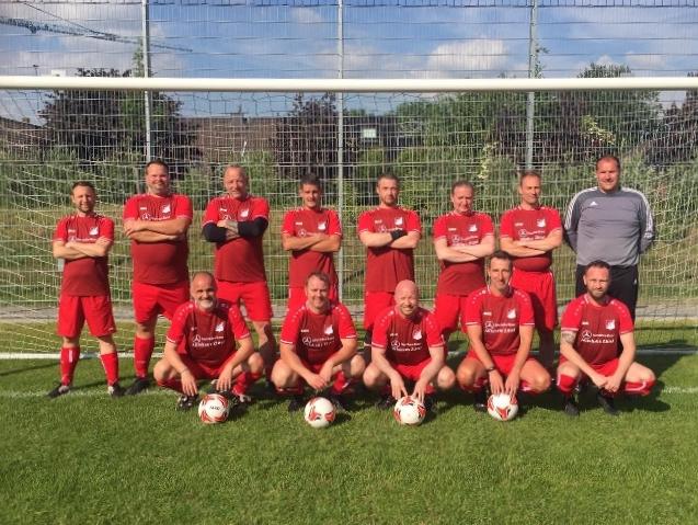 Alte Herren Mannschaft 2021/22