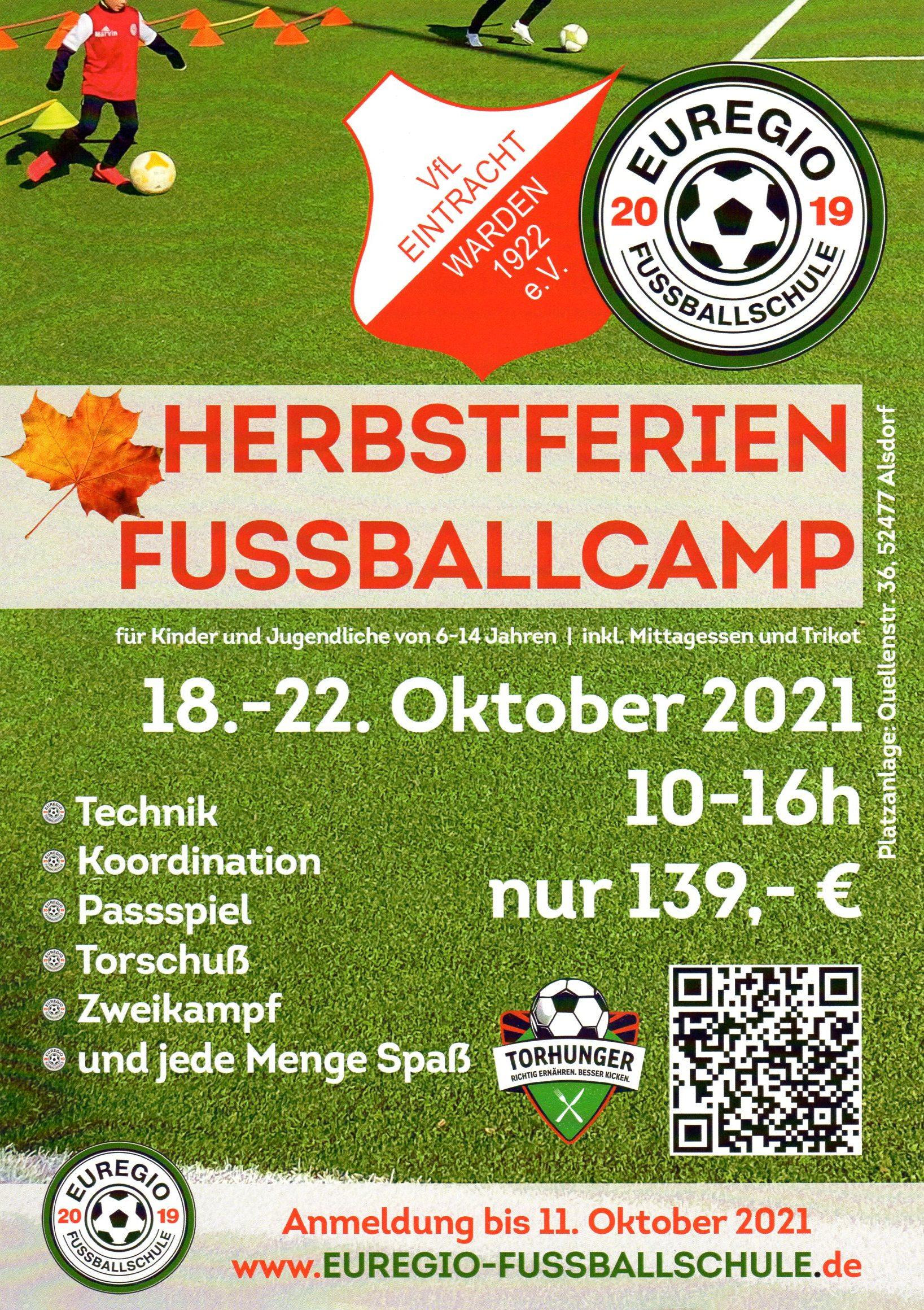 Herbstcamp 2021
